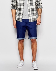 Lee Chino Shorts Straight Fit Cleancoated