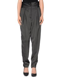 Gaetano Navarra Trousers Casual Trousers Women Lead