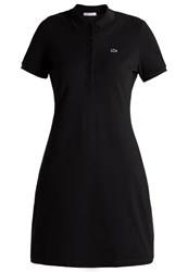Lacoste Summer Dress Black
