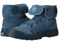 Palladium Pallabrouse Baggy Legion Blue High Rise Men's Lace Up Boots