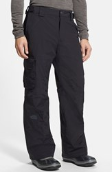 The North Face Men's Big And Tall 'Seymore' Ski Pants Tnf Black Tnf Black