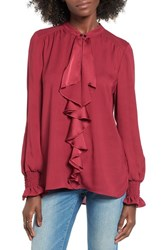 Leith Women's Ruffle Blouse