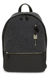 Men's Skagen 'Kroyer' Felted Wool And Coated Canvas Backpack