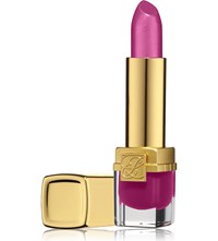 Estee Lauder Pure Color Long Lasting Lipstick Crystal Orchid Shimmer
