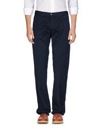 Montecore Casual Pants Dark Blue