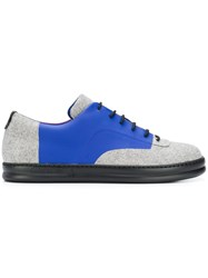 Camper Twins Colorblocked Shoes Grey