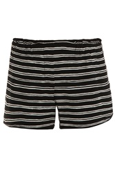 A.L.C. Mark Stripe Shorts