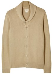 Dockers Spinnaker Stone Cotton Cardigan