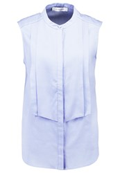 Ivy And Oak Blouse Faded Blue