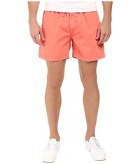 Vintage 1946 Garment Dyed Pull On Shorts Coral Men's Shorts
