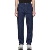A.P.C. Indigo Carpenter Jeans