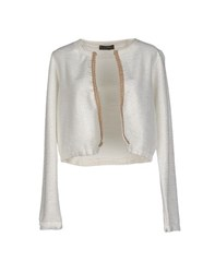 Soallure Suits And Jackets Blazers Women White