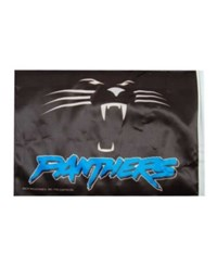 Rico Industries Carolina Panthers Car Flag Team Color