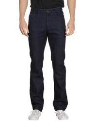 Zegna Sport Denim Pants Blue