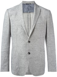 Tonello Pocket Blazer Grey