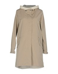 Jan Mayen Coats And Jackets Overcoats Beige