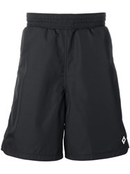 Marcelo Burlon County Of Milan Chico Shorts Black