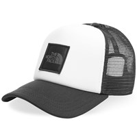 The North Face Logo Trucker Cap Black