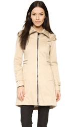 Soia And Kyo Maely Coat Sand