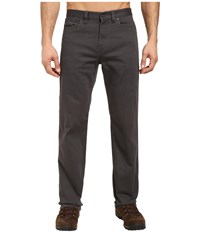 Mountain Hardwear Passenger Five Pocket Pants Shark Men's Casual Pants Gray