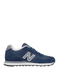 New Balance 411 Lace Up Sneakers Navy Blue