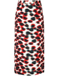 Camilla And Marc Sawyer Skirt Red