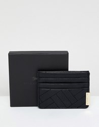 Paul Costelloe Quilted Cardholder Black