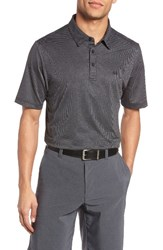 Travis Mathew Men's Garber Slim Fit Wrinkle Resistant Polo