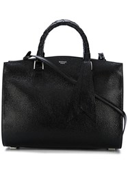 Rochas 'Saint Placide' Tote Black