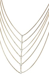 Jules Smith Designs 'S Layered Necklace Gold