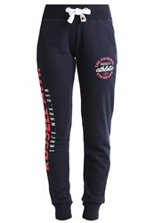 Russell Athletic Tracksuit Bottoms Navy Blue