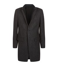 Allsaints Falun Coat Male Grey