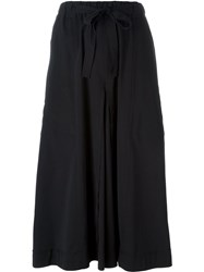 Isabel Marant Elasticated Midi Skirt Black