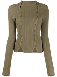 Jacquemus La Maille Azur Knitted Top 60