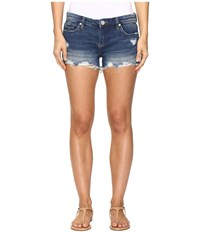 Blank Nyc Denim Cut Off Shorts In Shake It Out Shake It Out Women's Shorts Blue