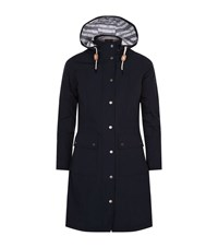 Barbour Waterproof Pier Jacket Female Navy