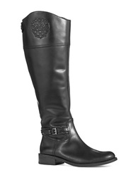 Vince Camuto Kable Wide Calf Riding Boots Black