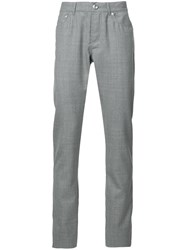 Brunello Cucinelli Tailored Trousers Grey