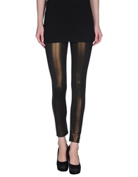 Jijil Leggings Dark Brown
