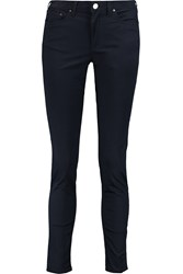 Acne Studios Skin 5 Beso Low Rise Stretch Cotton Skinny Jeans Blue
