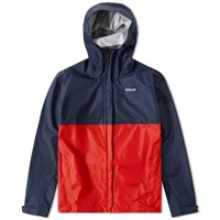 Patagonia Torrentshell Jacket Blue