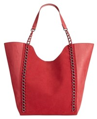 Inc International Concepts Salli Shopper Only At Macy's Red