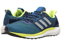Adidas Supernova Blue Silver Metallic Solar Yellow Men's Shoes