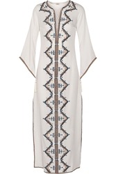 Talitha Embroidered Cotton Kaftan