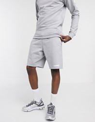 Hummel Bermuda Shorts In Grey