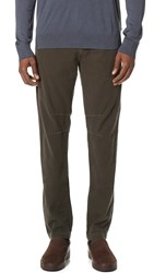 Baldwin Denim Liam Stretch Cotton Moleskin Trousers Persido