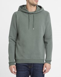 American Vintage Green Bora Hooded Sweatshirt