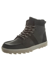 Dc Shoes Woodland Winter Boots Black Grey