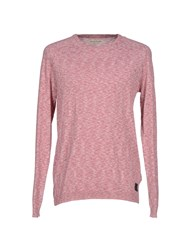 Anerkjendt Knitwear Jumpers Men Brick Red