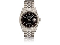 Vintage Watches Men's Oyster Perpetual Datejust Watch Brown
